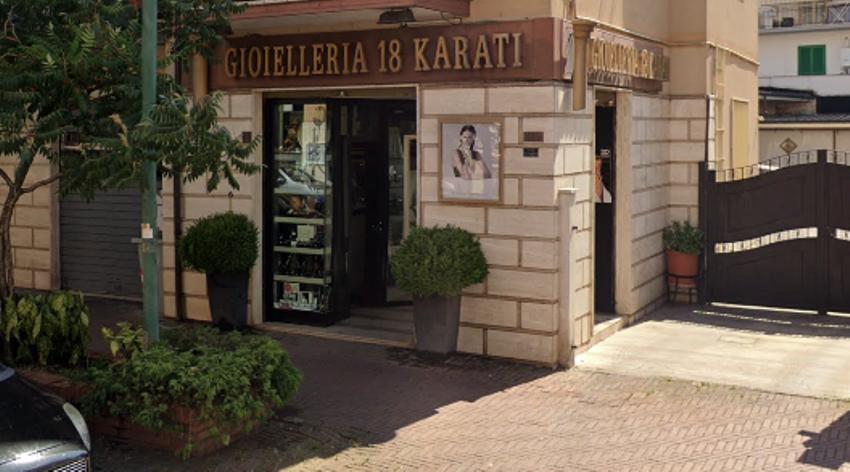 Gioielleria 18 Karati Colleferro, Vincenzo Ricca