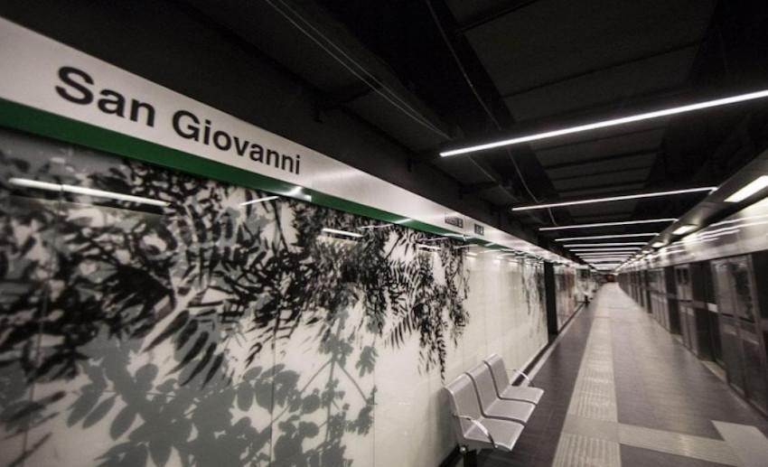 Fermata Metro San Giovanni