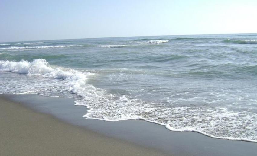 Spiaggia del Lazio