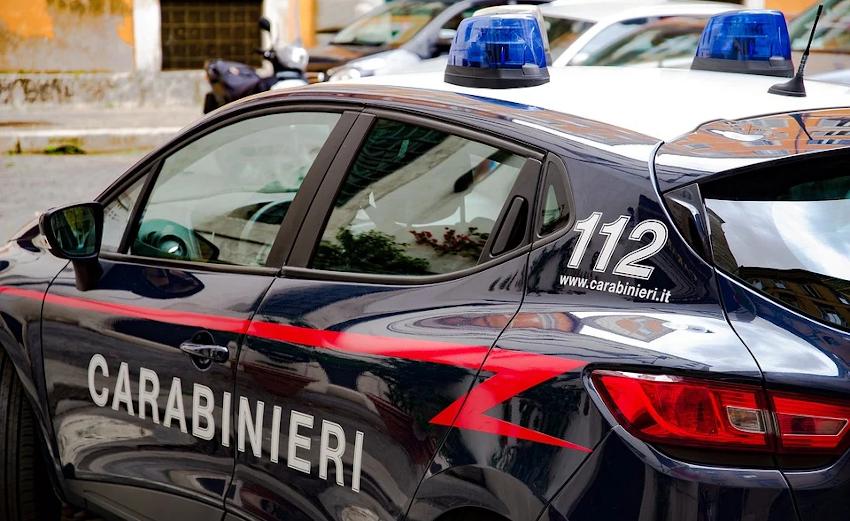Minaccia i vicini ad Artena arrestato dai Carabinieri