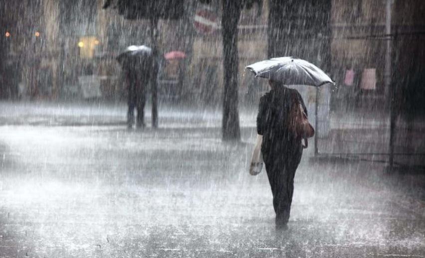 pioggia intensa