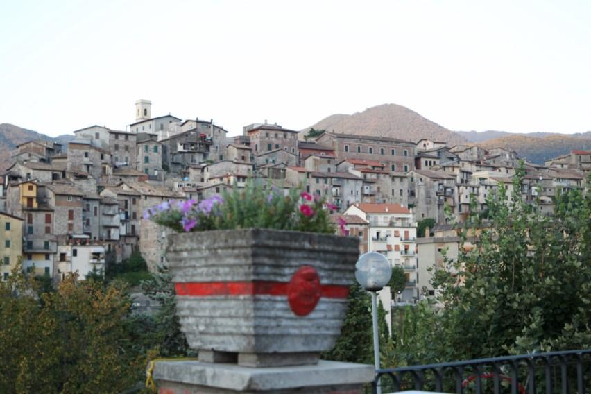 pandemia Carpineto Romano
