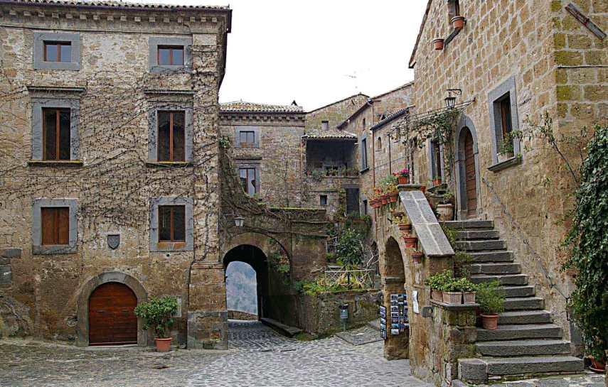 Civita di Bagnoregio Unesco