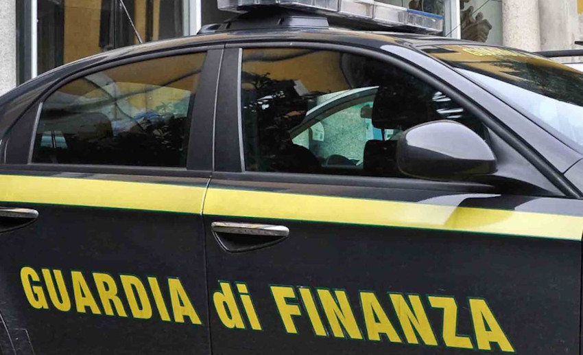 GdF sequestro per 43 milioni