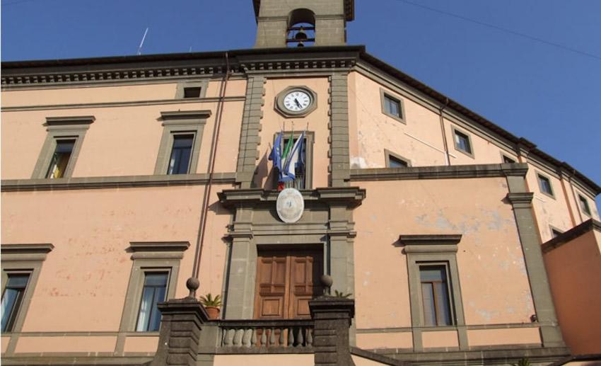Marino cittadinanza onoraria, sede del Comune