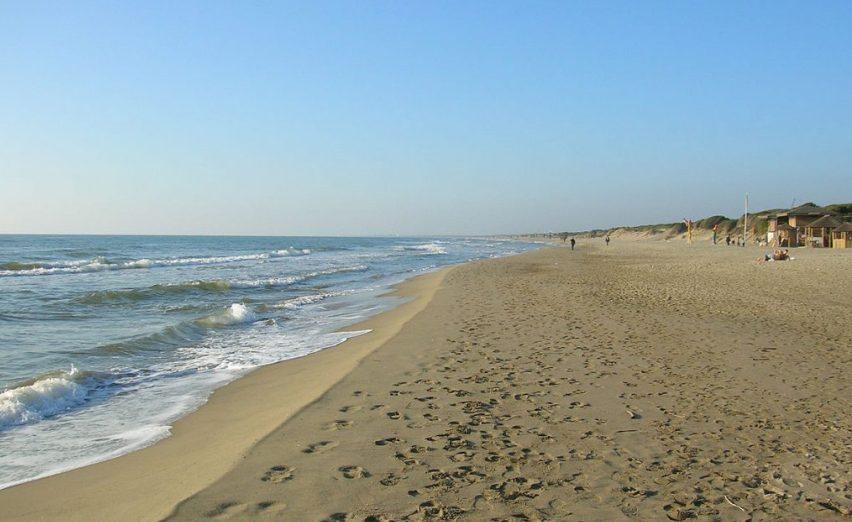 accesso spiagge municipio x