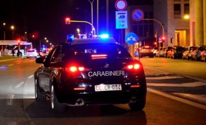Segni, Colleferro, Carabinieri