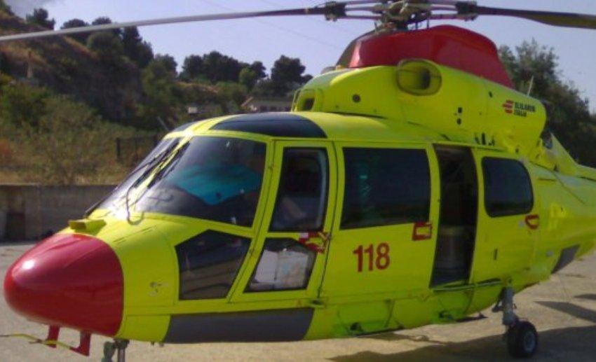 eliambulanza, soccorso con elicottero