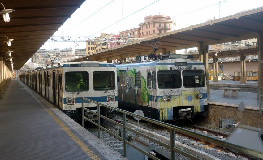 ferrovia Roma-Lido Ostia