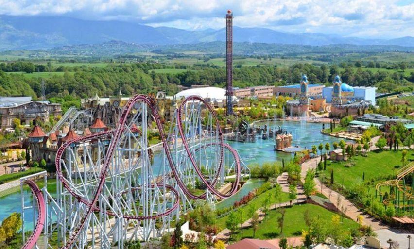 magicland parco divertimenti