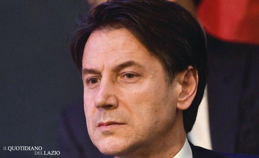 giuseppe conte sindaco roma