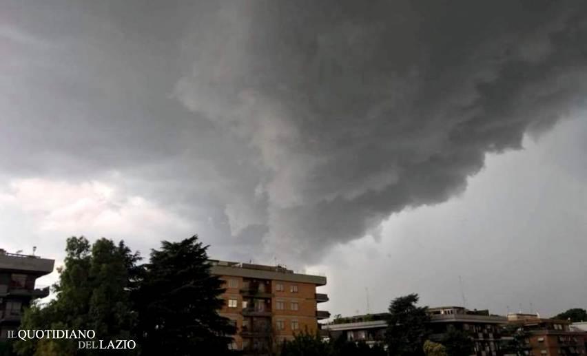 Maltempo Lazio
