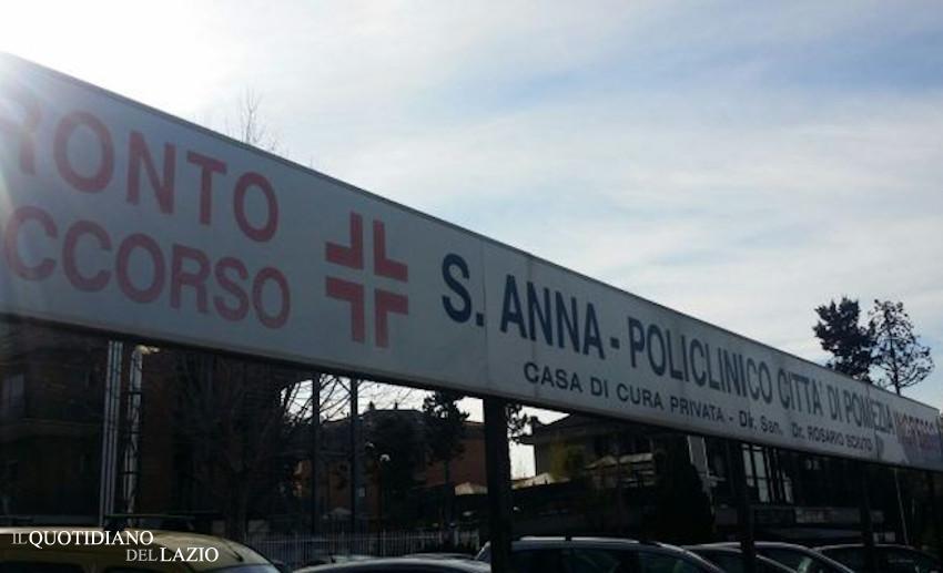Ospedale Sant'Anna, Torvajanica pensionato ucciso