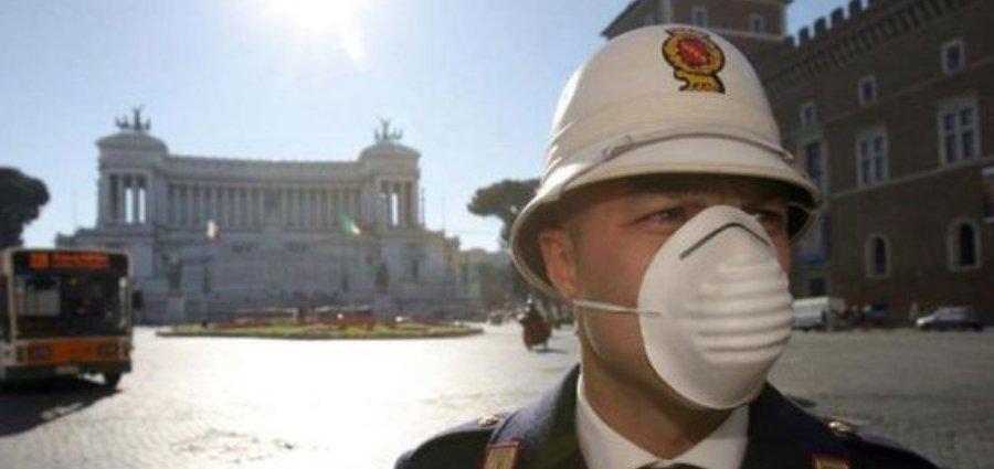 smog divieto circolazione roma