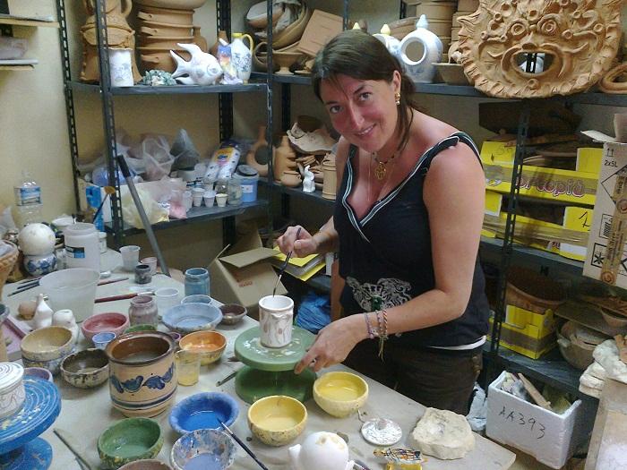 Area Ceramica Civita Castellana.Corso Di Ceramica Artistica Il Quotidiano Del Lazio