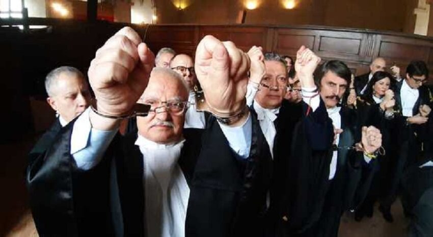 caos magistrati