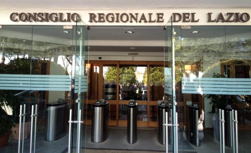 Regione Lazio, Vincenzi,
