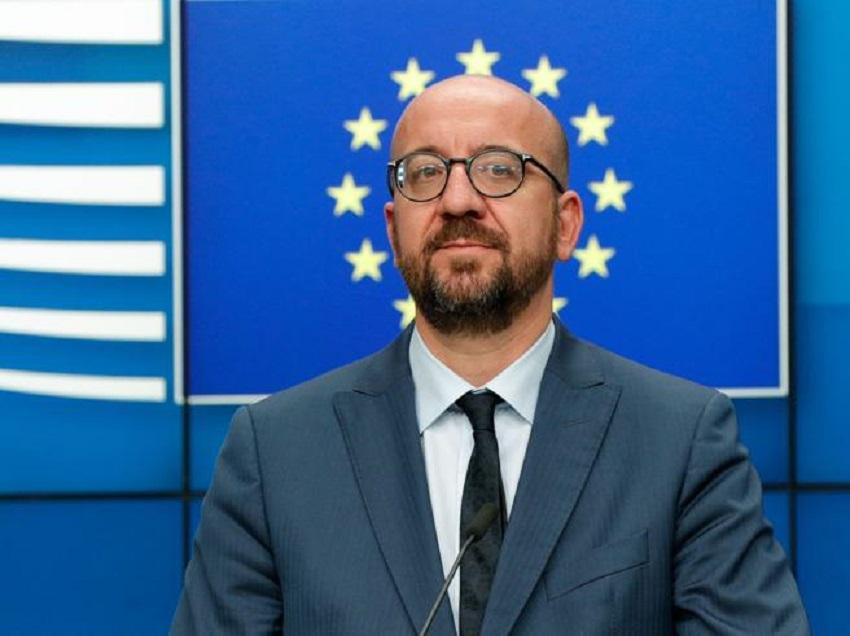 charles michel, presidente del consiglio europeo