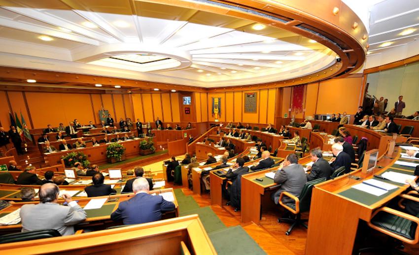 Consiglio Regionale del Lazio, riprogrammazione Lazio