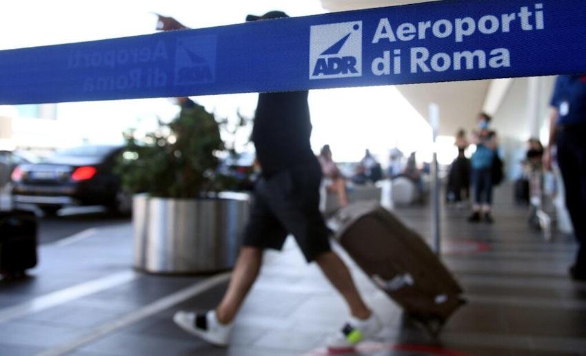 Falsi test, Aeroporti di Roma