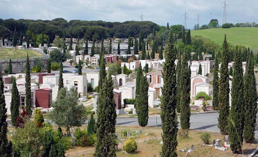 Finte cremazioni, Cimitero Flaminio