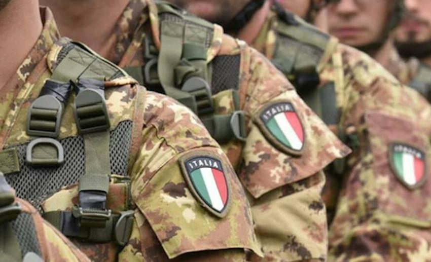 Forze armate, Esercito Italiano