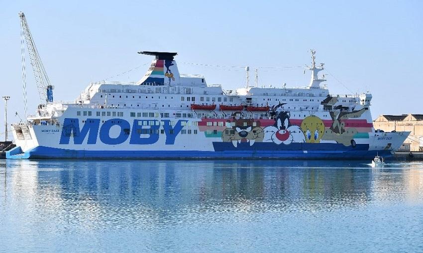 stato di emergenza e immigrazione: nave quarantena moby zazà