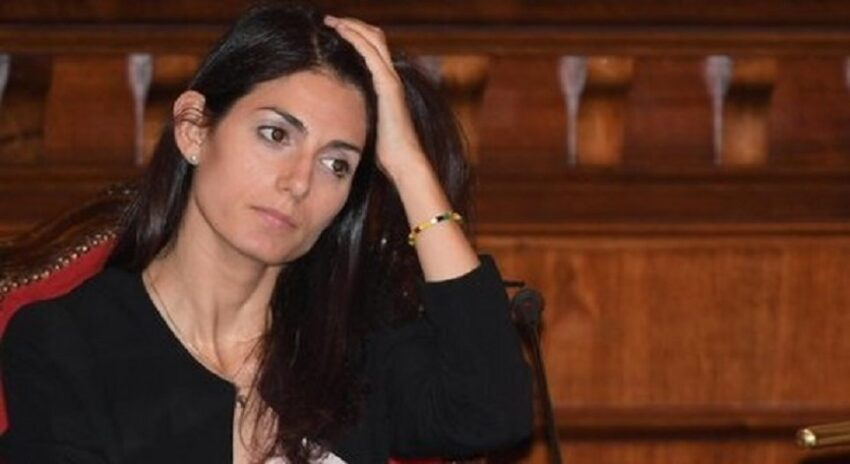 virginia raggi tribunale