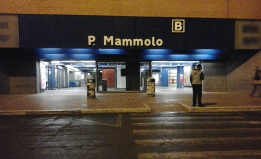 Dipendente Atac, Ponte Mammolo