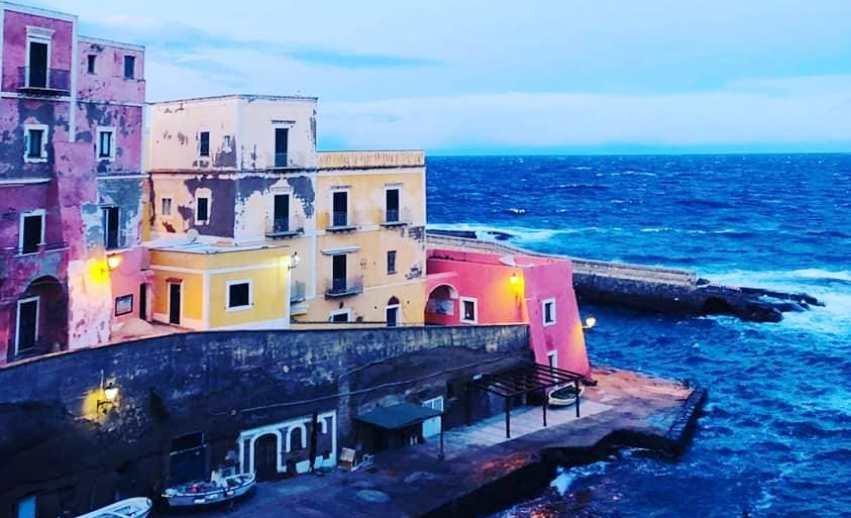 Anci Lazio, Ventotene