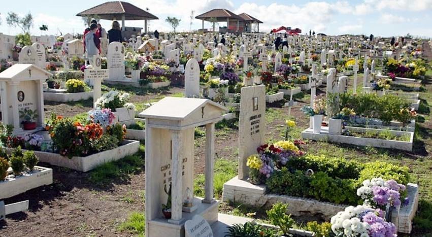 commemorazione defunti cimiteri capitolini