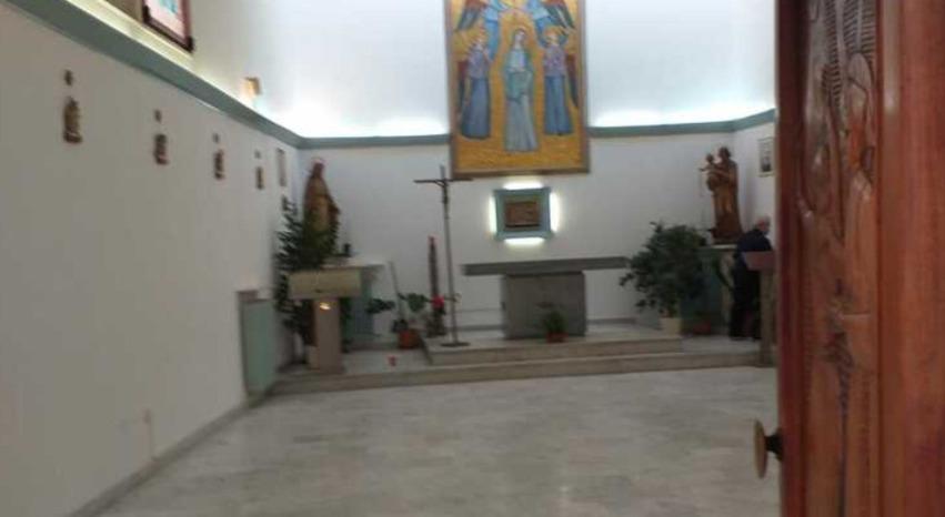 cappella ospedale goretti latina