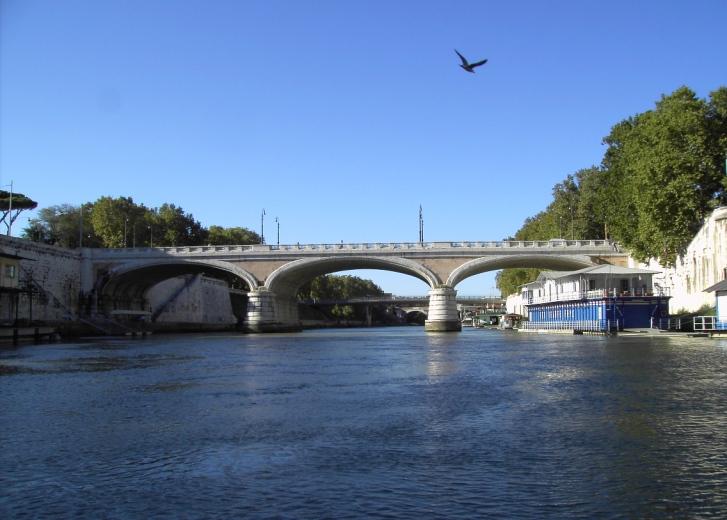 ponte margherita tentato suicidio