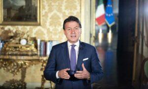Nuovo Dpcm, Giuseppe Conte