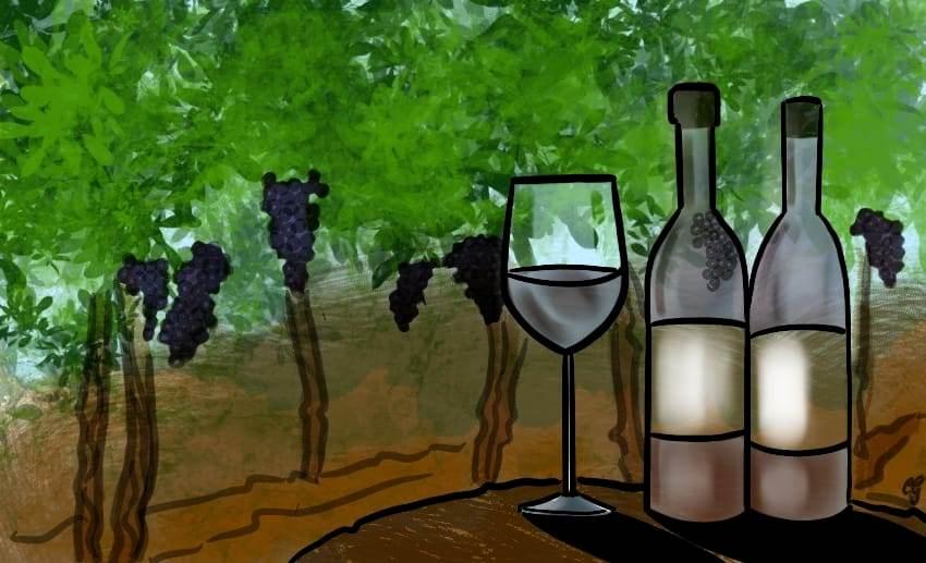 Regione Lazio, aziende vitivinicole,