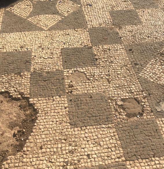Settecamini mosaico