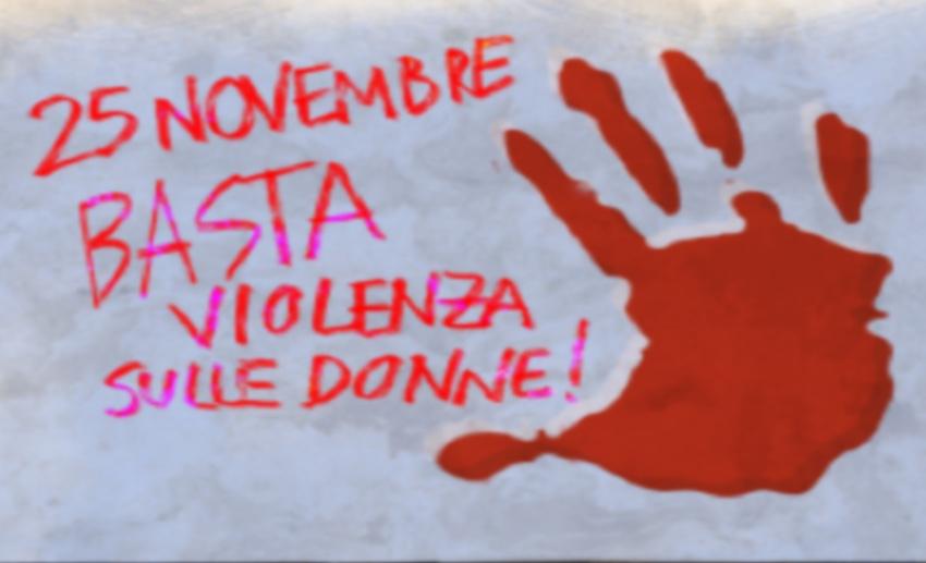 Regione Lazio, violenza donne