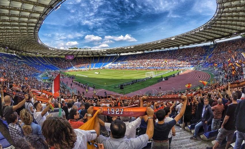 Roma e Lazio, Stadio Olimpico