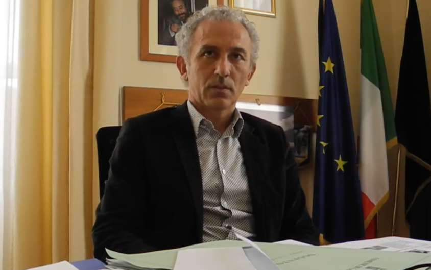sindaco latina coletta covid-19