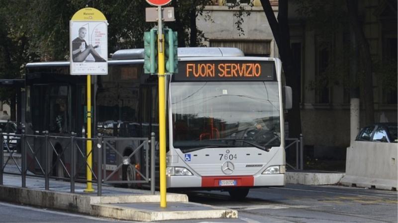 sciopero atac trasporto pubblico roma