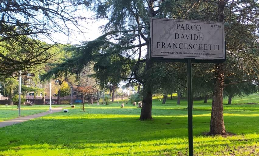 Tor Tre Teste, Parco Franceschetti