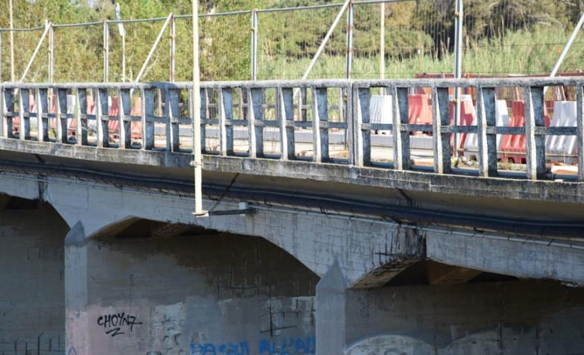 Ponte del Canale Mascarello a Latina