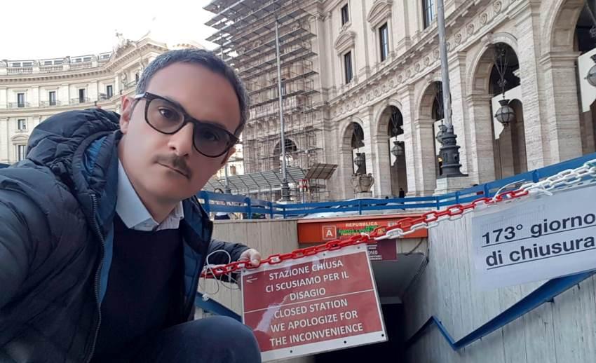 Donato Bonanni, Forza Italia