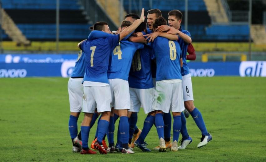 Italia Under 21 Qualificazione