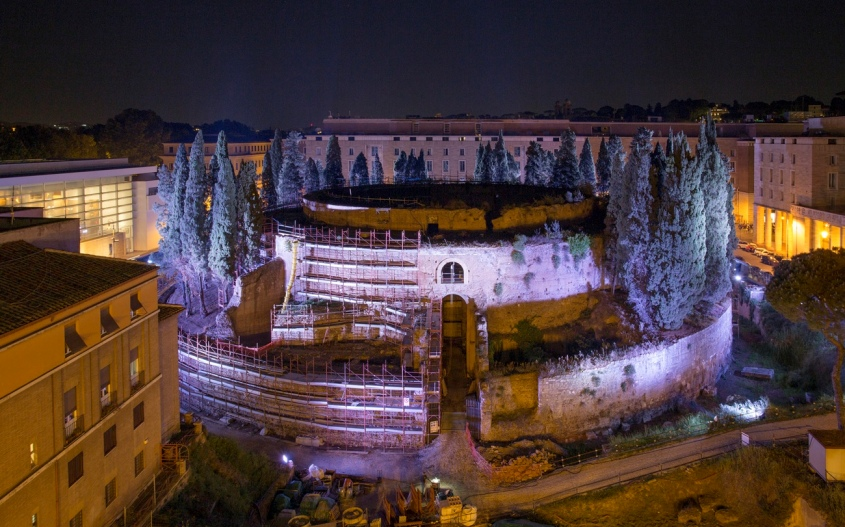 mausoleo di augusto roma