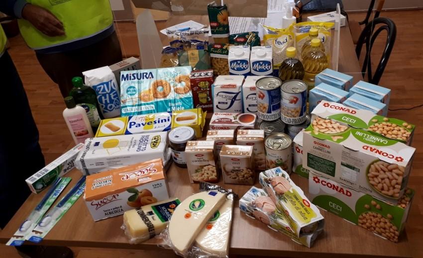 spesa alimentare, comunità ucraina Roma