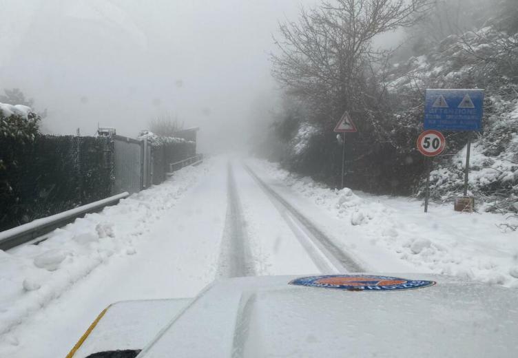 neve provincia roma