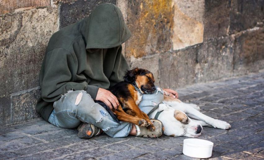 senzatetto Roma