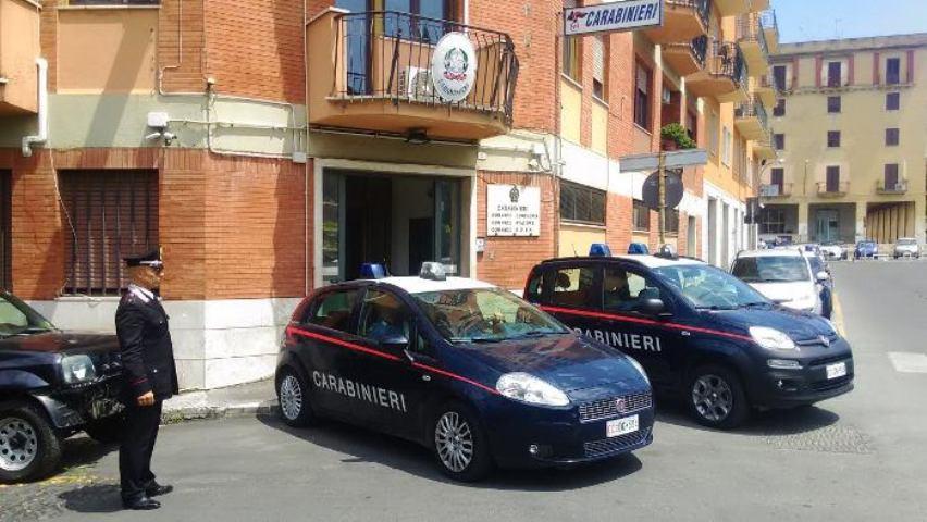 droga tivoli coppia italiana arresto