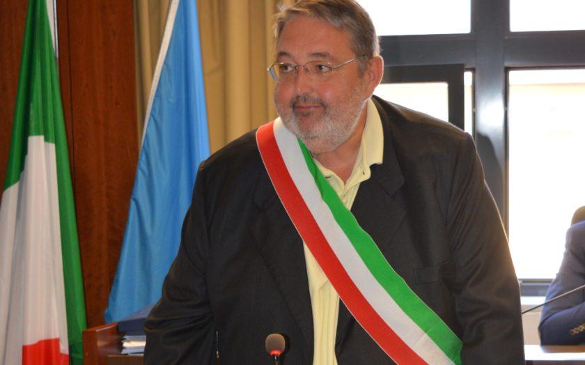 sindaco cisterna di latina assessori